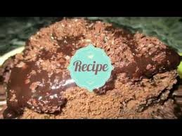 how to make chocolate cake at home in pressure cooker