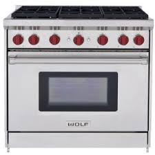 Wolf Drop In Cooktop Wolf Gr366 36 Inch Pro Style Gas Range With 6 Dual Stacked Sealed