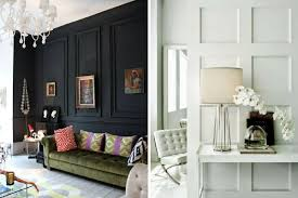 Panelled Walls | interior inspiration panelling the green eyed girl