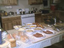 meal in an amish home you will enter the amish home and take your