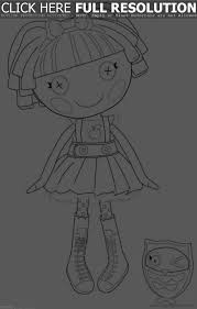 bunch ideas of 2017 lalaloopsy coloring pages with additional