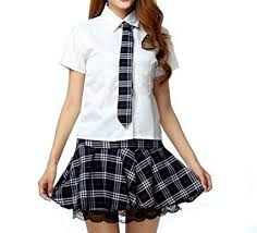 amazon black friday anime amazon com wenhong japan uniform dress cosplay costume