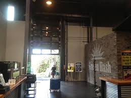 Independence Overhead Door by Green Flash Brewery In California With Welded Arm R Lite Glass