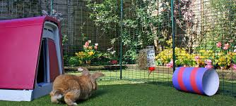 Heavy Duty Rabbit Hutch Outdoor Rabbit Run Large Outdoor Rabbit Enclosure
