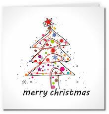 free printable christmas templates greetings colorful modern