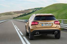 pic of mercedes 2018 mercedes gla250 4matic test but far from