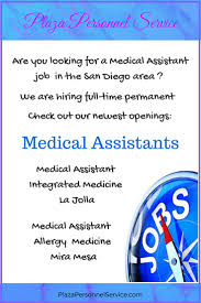 Resume For Medical Assistant Job by 99 Best Medical Assistant Job Opportunities In San Diego Images On