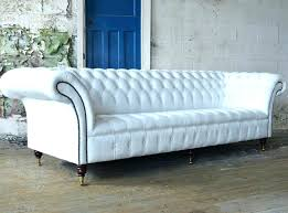 Blue Leather Chesterfield Sofa Navy Blue Leather Chesterfield Sofa Forsalefla