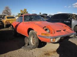 1973 opel manta opel gts take shortcut from project car purgatory to junkyard
