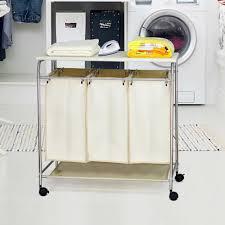 Commercial Laundry Hamper by Laundry Hamper 3 Washing Basket Bag Sort Ironing Board Trolley