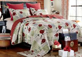 a bedding christmas bedspreads and quilts hq home decor ideas