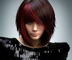 line bob hairstyles for medium hair