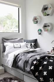 Black And White And Grey Bedroom 36 Best Black U0026 White Boys Room Ideas Images On Pinterest Black