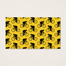 Bicycle Business Cards Custom Bike Business Cards Zazzle Co Uk