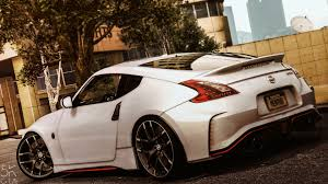 nissan 370z drift wallpaper 2016 nissan 370z nismo z34 add on replace gta5 mods com