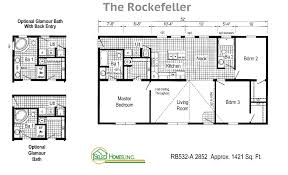 rockefeller modular home floor plans by select homes inc