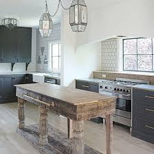antique island for kitchen becki owens antique wood island kitchen becki owens
