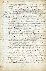 documents mariage document contrat de mariage de d aillebout d argenteuil
