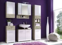 badezimmer set günstig badmöbel badezimmer iii 5tlg set hochglanz weiss san remo