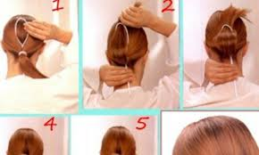 chignon tool interesting tool for hair bun chikk net