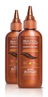 brown collection clairol professional flare pemanent hair color collection