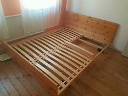ikea sultan lien single bed frame used posot class