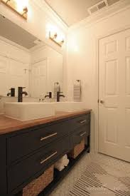 main bathroom ideas main bathroom makeover reveal and sources diy wood vessel sink