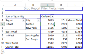 Pivot Table In Excel 2013 Format A Pivot Table In Excel 2003 Classic Style Excel Pivot