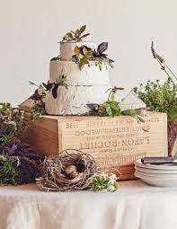wine crate wedding cake stand love this for maybe a rustic
