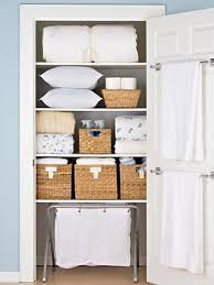 Linen Cabinet With Hamper by 23 Best Organization Linen Closet Images On Pinterest Home