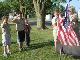 How To Dispose Of Old Flags The Lucas Countyan Flag Day Faces