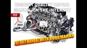 Fiat 500 2013 Repair Manual Youtube