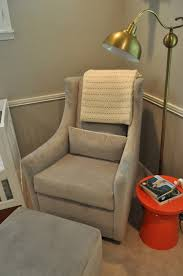 Baby Nursery Rocking Chairs by Bedroom Brilliant Baby Nursery Glider Inside Modern Room