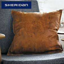 leather pillow covers make leather pillow covers u2013 eurogestion co