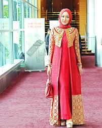 model baju kebaya muslim model baju kebaya muslim terbaru 2017 contoh baju kebaya 2017