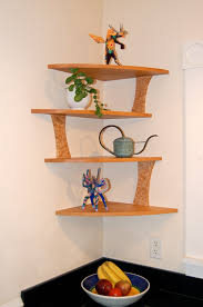 Wall Corner Shelves by Corner Shelves Every Thing Is A Shelf