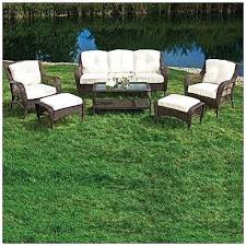 charming wilson fisher wicker patio furniture big lots patio