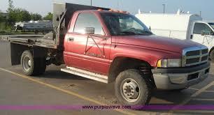dodge ram 3500 flatbed 1999 dodge ram 3500 flatbed truck item d4062 sold may 3