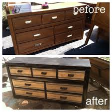 Broyhill China Cabinet Vintage Refinished Vintage Broyhill Dresser Sold Nerdy Jenna