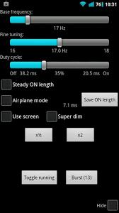 App 2 1 Strobily V1 1 2 A Strobe Light Android Development