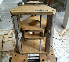 Building A Router Table by Make A Router Lift Out Of Recycled Closet Door Rails 12 Steps