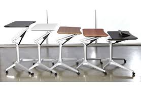 Jesper Sit Stand Desk Workpad Mobile Standing Desk Practical Mobile Standing