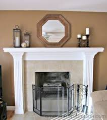 fireplace decorating ideas mantel decorating making a house a home pinterest mantels