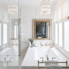 glass oval bathroom chandelier design ideas