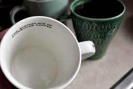 How To Clean A Farmhouse by How To Remove Coffee And Tea Stains From Mugs Naturally The