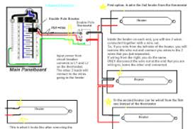 dimplex electric baseboard heater wiring diagram wiring diagram