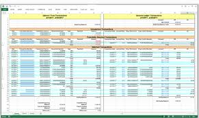 Balance Sheet Reconciliation Template Microsoft Dynamics Gp 2013 Reconcile Bank Reconciliation To The