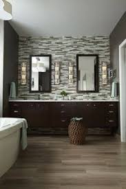 chocolate brown bathroom ideas brown chocolate brown mosaic effect modern bathroom tiles