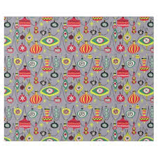 modern christmas wrapping paper 1950s atomic mid century modern christmas wrapping paper zazzle