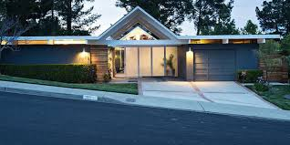 house tour a modern update for an eichler home in burlingame